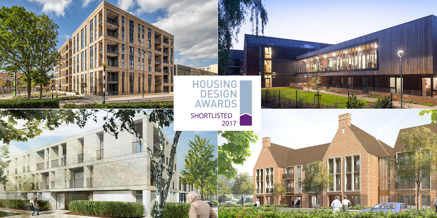 House design awards - Four Prp Projects Shortlisted For The Housing Design Awards 2017
